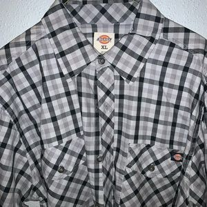 Dickies Casual Button Down